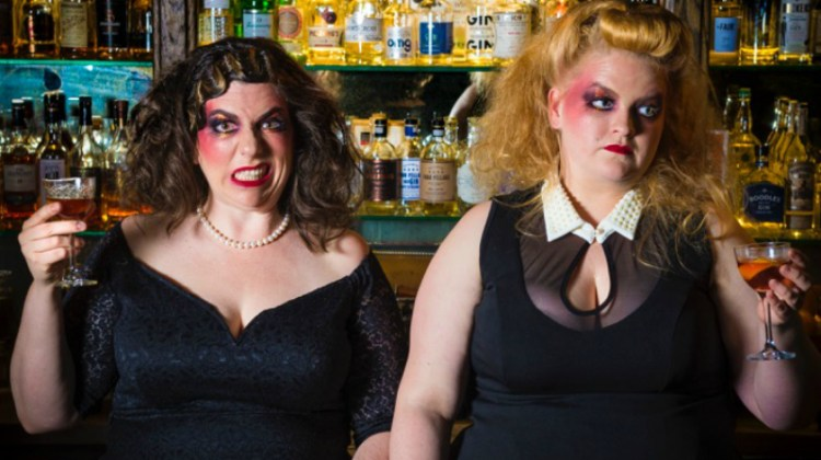 """<div class=""""category-label-review"""">Review</div><div class=""""category-label"""">/</div>Mother's Ruin – A Cabaret About Gin at Underbelly Southbank"""