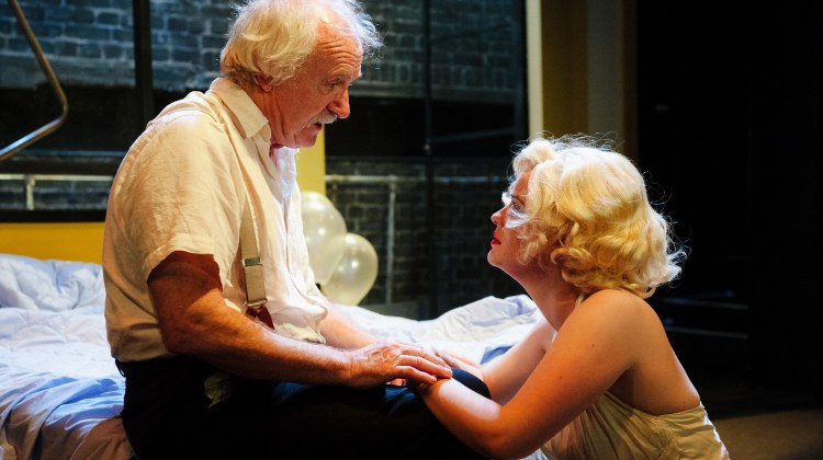 "<div class=""category-label-review"">Review</div><div class=""category-label"">/</div>Insignificance at the Arcola Theatre"