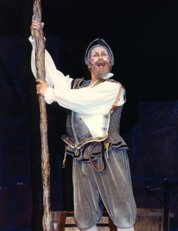 Don Quixote from MAN OF LA MANCHA