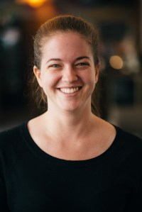 Rachel Potthoff, Production Manager and Stage Manager