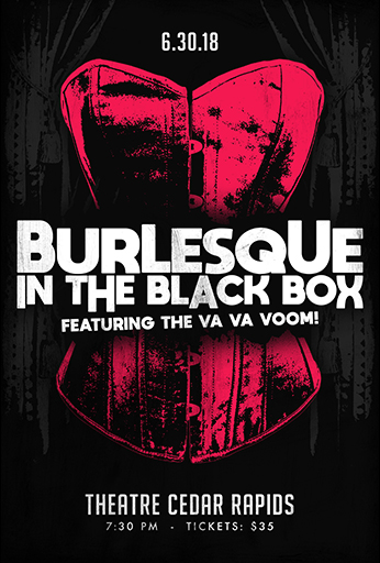 Burlesque in the Black Box