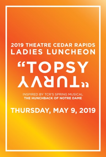 "Ladies Luncheon – ""Topsy Turvy"""