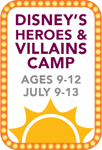 Disney's Heroes & Villains Camp (Age: 9-12)