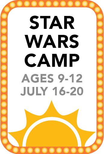 Star Wars Camp (Age: 9-12)