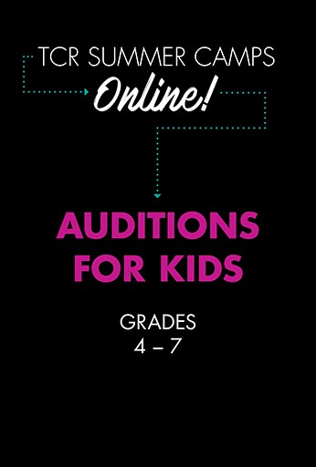 Auditions for Kids: Session 1