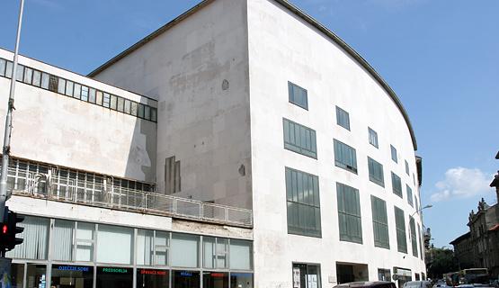 Croatian House of Culture in Sušak,Strossmayerova 1