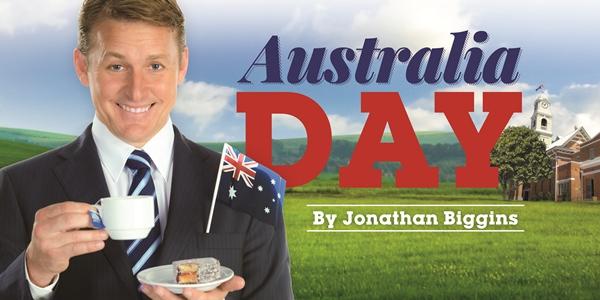 Australia Day Jonathan Biggins