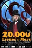 """""""20 000 lieues sous la mer"""" Jules Verne"""