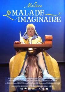 """""""Le malade imaginaire"""" Cie du Théâtre du Pont Tournant"""