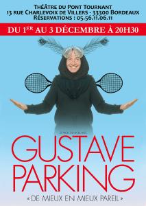 Affiche Gustave Parking