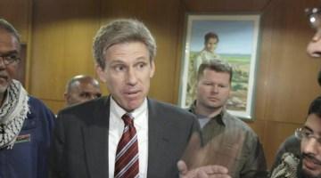 Chris Stevens à Benghazi