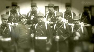 Gendarmes WW1