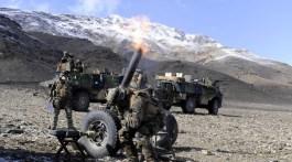 Mortier de 120 en Afghanistan 3
