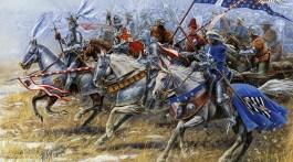 Cavalerie Moyen Age