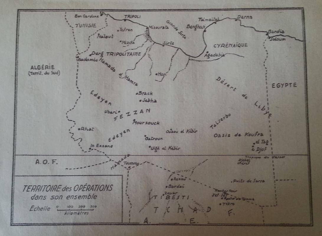 Carte opérations