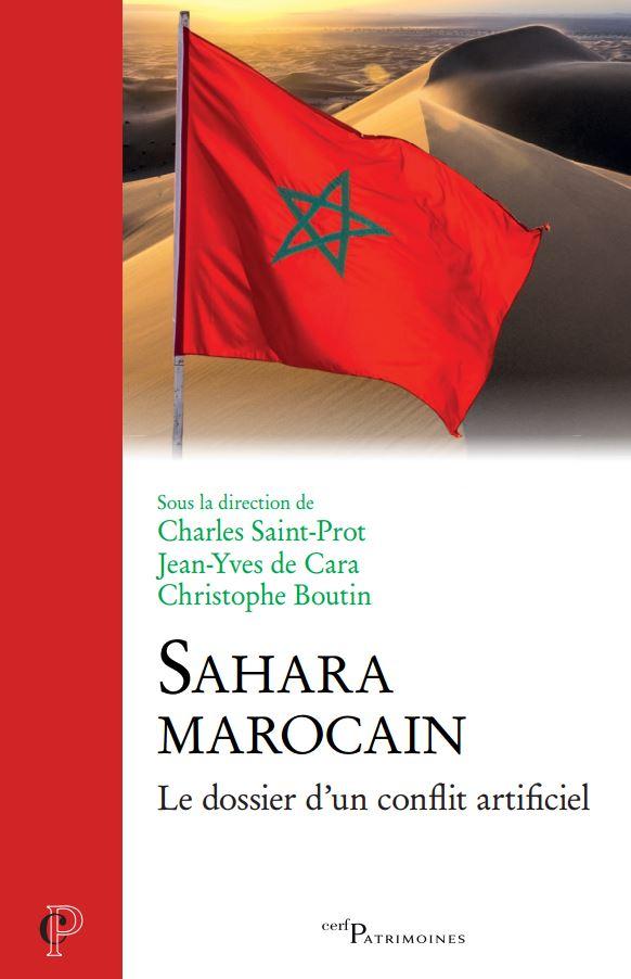 Sahara marocain livre
