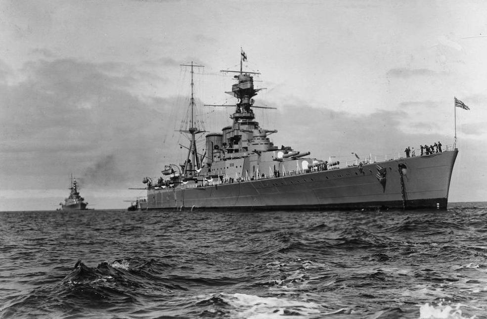 HMS-Hood