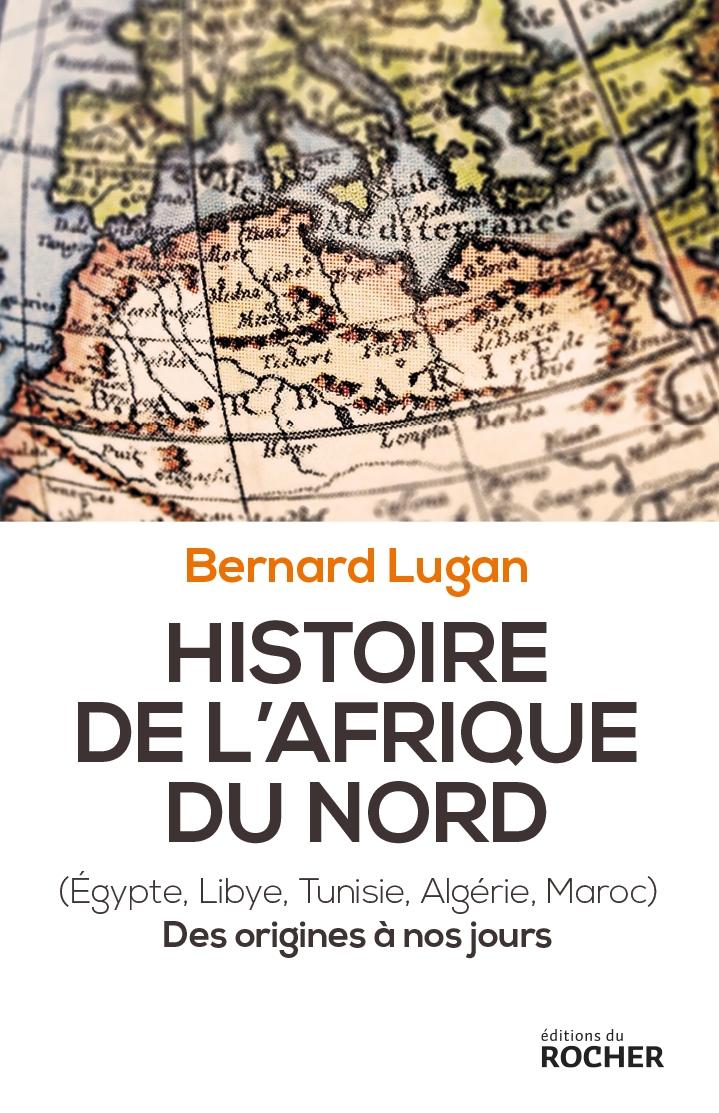 Histoire de l'Afrique du Nord couv