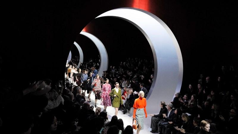PFW – il fascino e l'eleganza di Christian Dior
