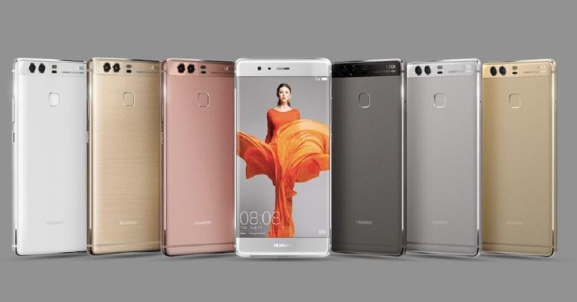 Huawei P9 – lo smartphone che piace a Superman
