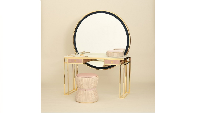 "Milano Design Week 2016: La Perla presenta ""Mia"", il vanity table di Walter Terruso"