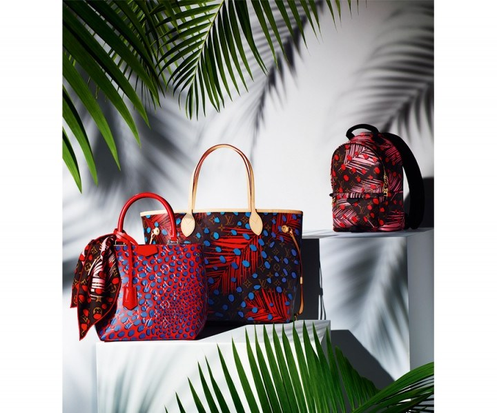 Louis Vuitton lancia la Tropical Journey