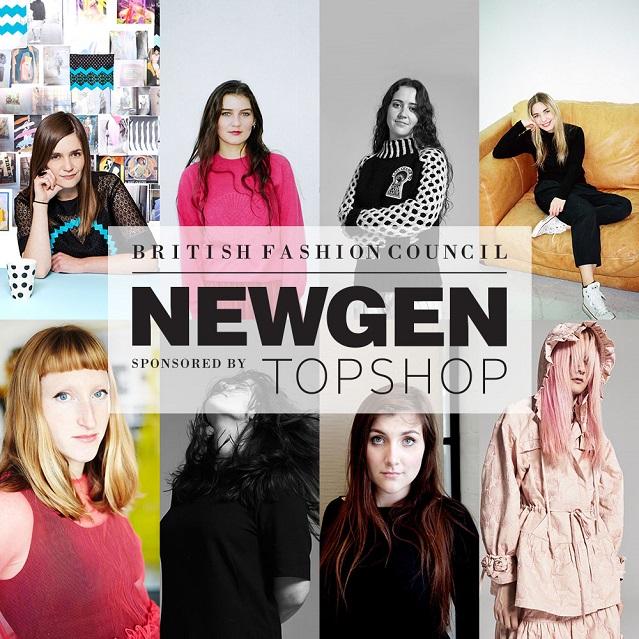 NEWGEN: il British Fashion Council annuncia i nuovi talenti della prossima London Fashion Week