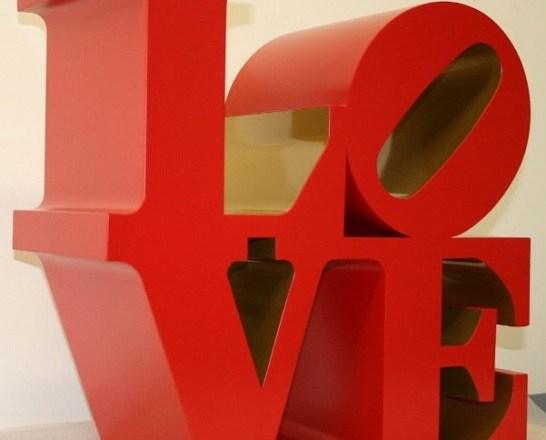 """""""Love.L'arte contemporanea incontra l'amore"""" a Roma al Chiostro del Bramante"""