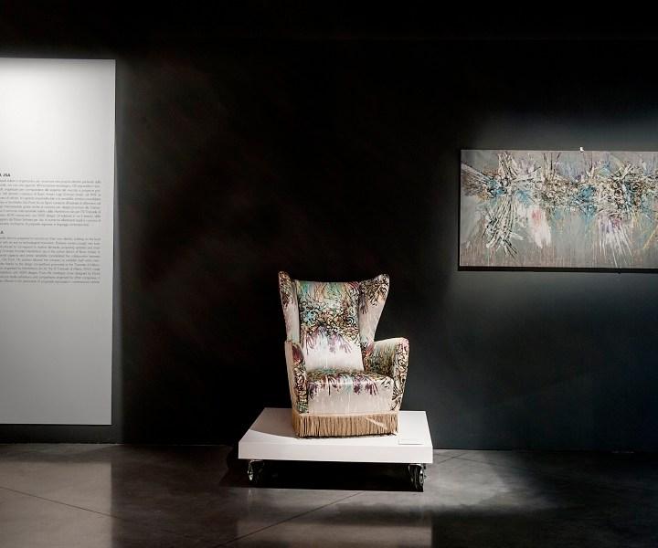 """La mostra """"Tra Arte e Moda"""" viaggia negli anni Cinquanta"""