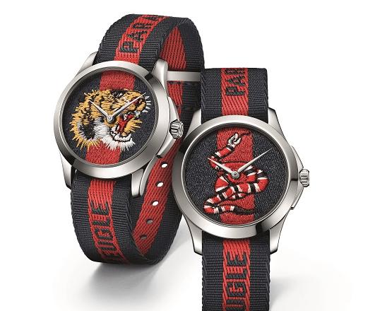 Gucci Timepiece –  le novità Pre Baselworld