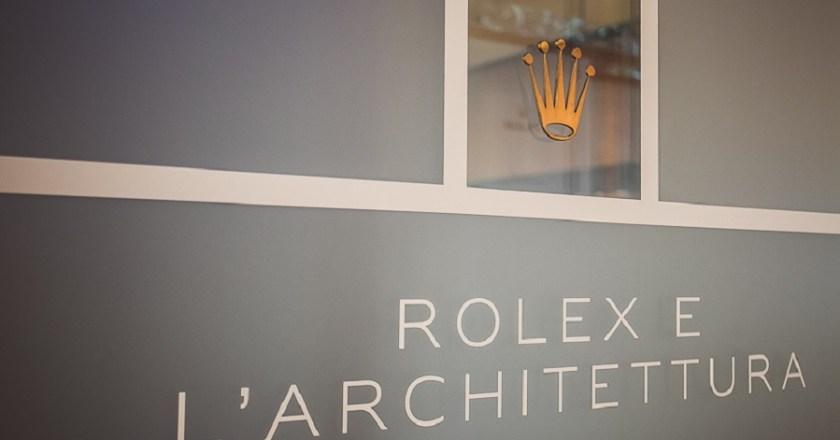 Il marchio Rolex presenta due nuovi edifici – Milano Design Week #08