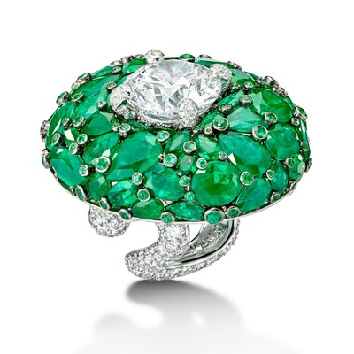 "de GRISOGONO ""Love On The Rocks"" High Jewellery Collection"