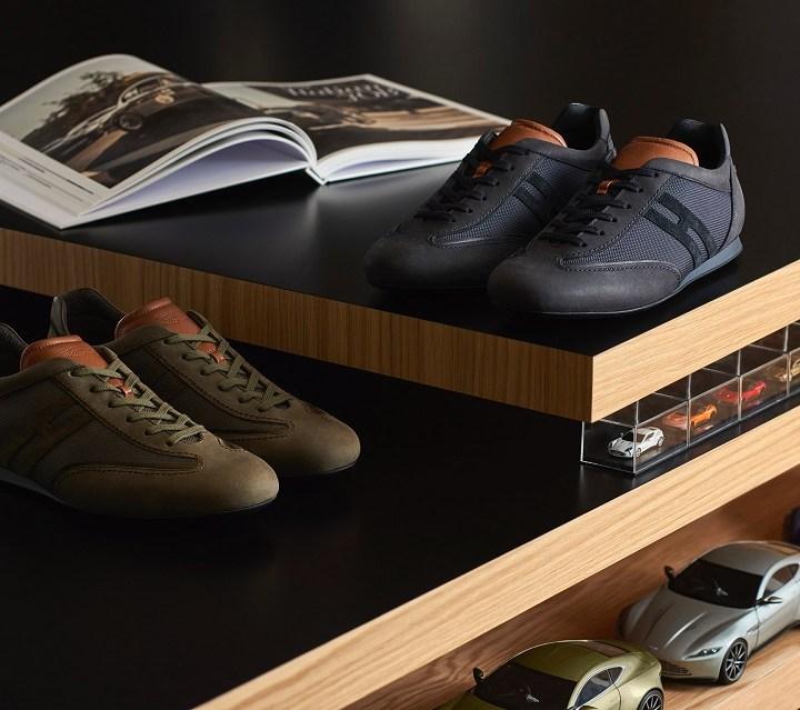 Aston Martin x Hogan – arrivano le luxury sneakers