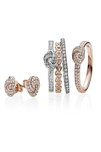 Pandora Rose: arrivano gli accessori per le bridesmaid