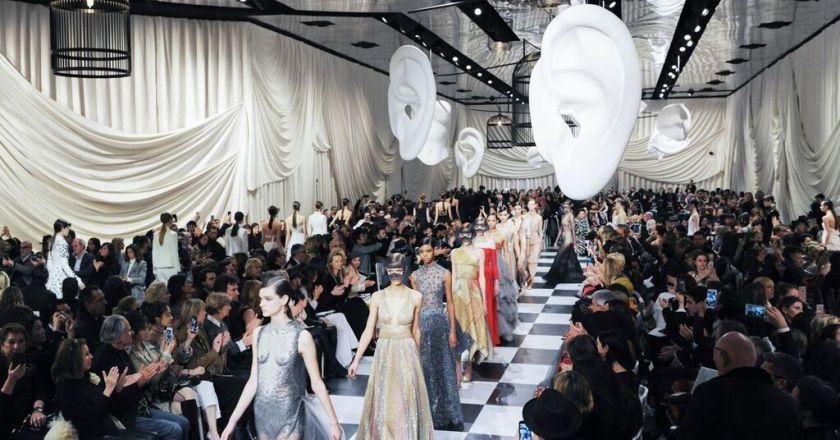 Lo splendore della Haute Couture P/E 2018