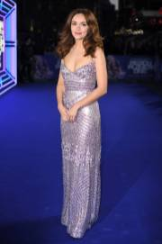 Olivia Cooke in Prada alla 'Ready Player One' Premiere, London