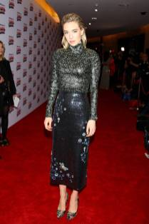 Vanessa Kirby in Erdem agli Empire Awards, London