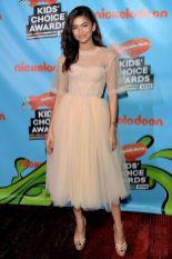 Zendaya in Off-White ai Nickelodeon Kids' Choice Awards, California
