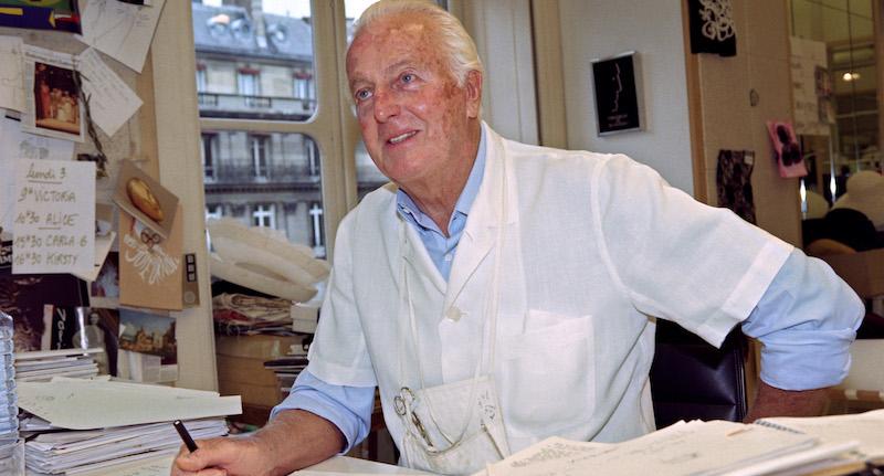 Hubert de Givenchy: la scomparsa di un mito