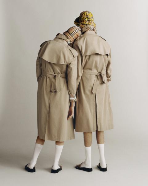 The Heritage Trench Reimagined, la collezione per la Milano Design Week