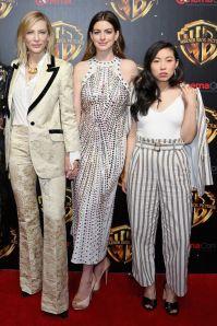 Cate Blanchett, Anne Hathaway e Awkafina al CinemaCon, Las Vegas