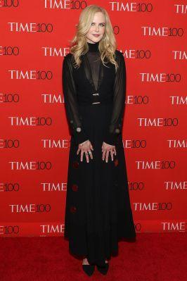Nicole Kidman al Time 100 Gala, New York