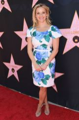 Reese Witherspoon alla Hollywood Walk Of Fame luncheon, Los Angeles