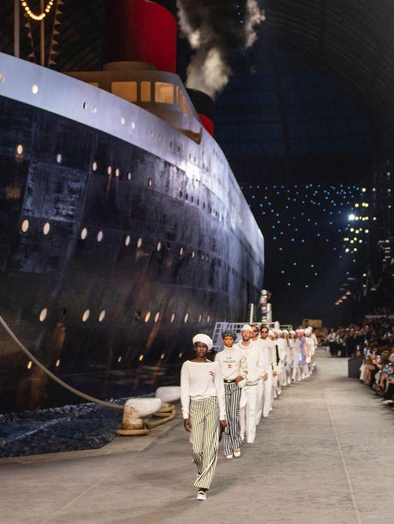 Chanel Cruise 2019: tutti a bordo della nave da crociera La Pausa