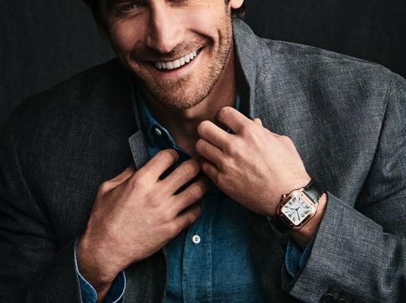 Jake Gyllenhaal racconta Santos de Cartier