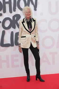 Ellen von Unwerth al Fashion For Relief Gala, Cannes Film Festival