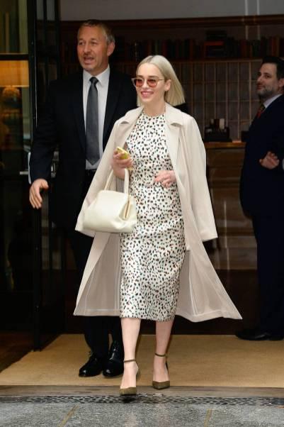 Emilia Clarke, NY