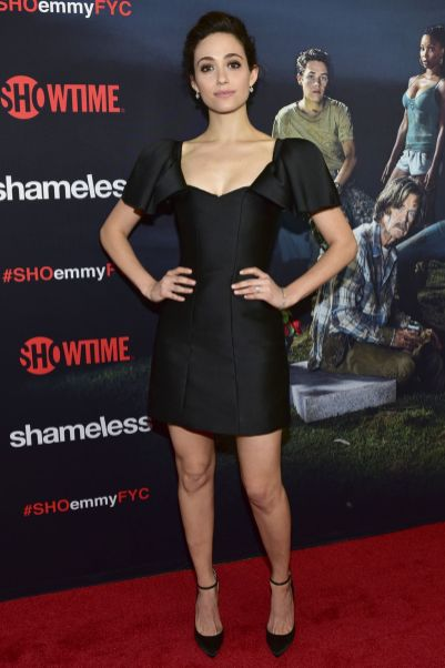 Emmy Rossum all'Emmy For Your Consideration Event, Los Angeles.