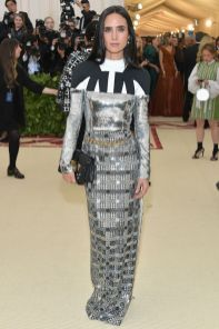 Jennifer Connolly in Louis Vuitton al Met Gala 2018