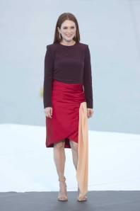 Julianne Moore al 'The Worth It Show' web series